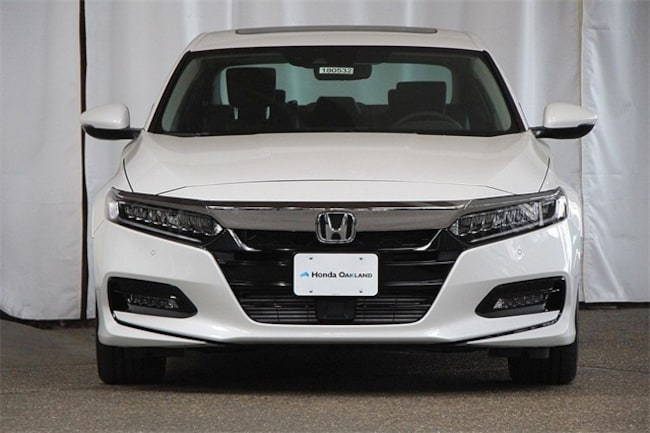 New 2018 Honda Accord Touring 2.0T Sedan for sale in Oakland CA