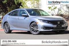 New 2020 Honda Civic EX Sedan Oakland CA