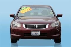 Bargain 2008 Honda Accord 2.4 LX Sedan for sale in Oakland, CA