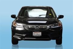 Certified Pre-Owned 2016 Honda Accord LX Sedan Oakland CA