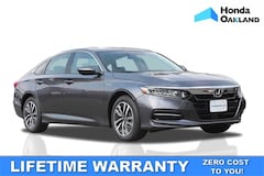 New 2020 Honda Accord Hybrid Base Sedan Oakland CA