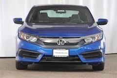 New 2018 Honda Civic LX Coupe Oakland CA