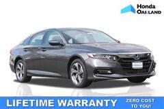 New 2020 Honda Accord EX 1.5T Sedan 1HGCV1F48LA088181 Oakland CA