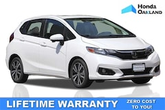 New 2020 Honda Fit EX Hatchback Oakland CA