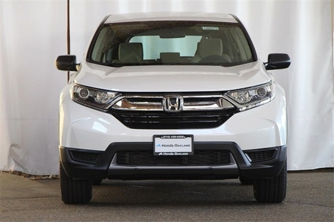 New 2018 Honda CR-V LX AWD SUV for sale in Oakland CA
