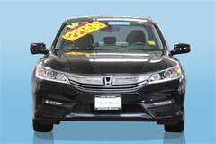 Used 2016 Honda Accord EX-L Sedan Oakland CA