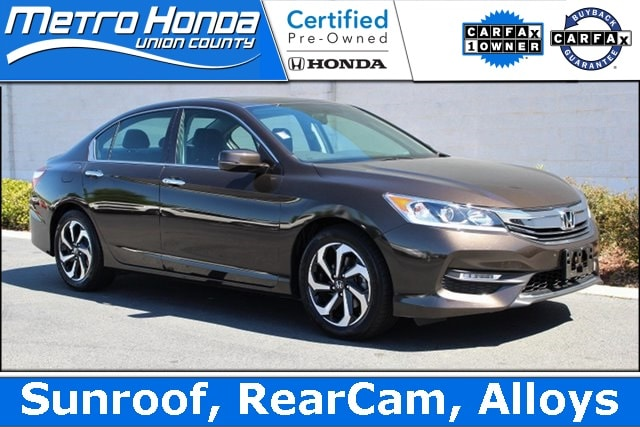 2016 Honda Accord EX Sedan P0103 for sale in the Charlotte, NC area.