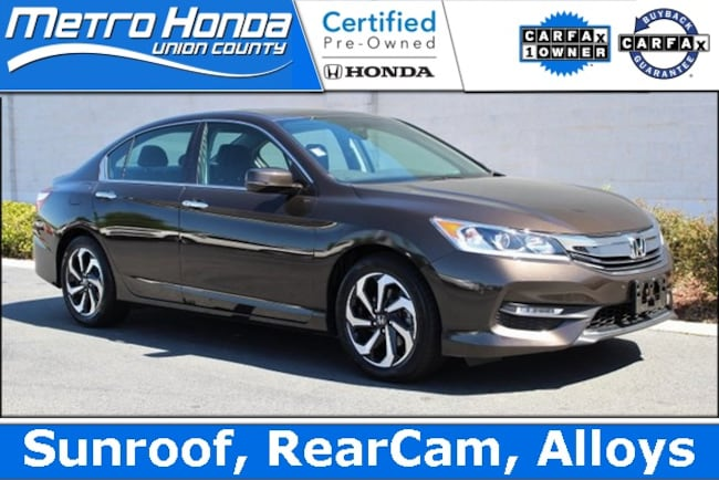 2016 Honda Accord EX Sedan P0103 for sale in Indian Train NC