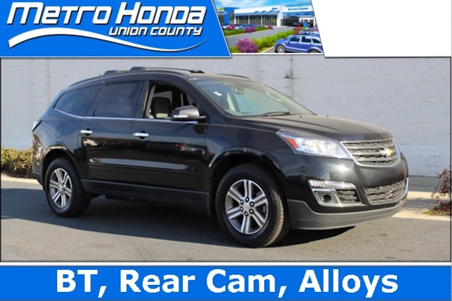 2015 Chevrolet Traverse 2LT SUV T04233B for sale in Indian Trail NC
