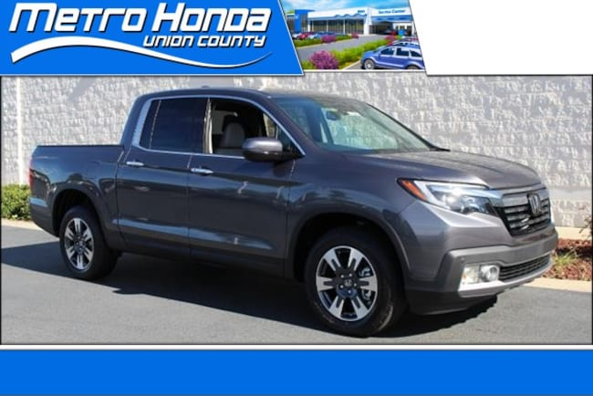 New Honda 2019 Honda Ridgeline RTL-E AWD Truck Crew Cab 8621 Indian Trail