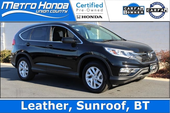 2016 Honda CR-V EX-L SUV T04265A for sale in Indian Train NC