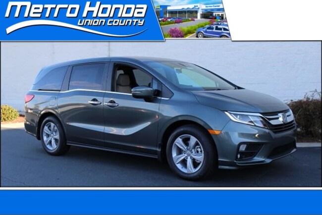 New Honda 2019 Honda Odyssey EX Van 9204 Indian Trail