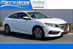 2016 Honda Civic EX Sedan P0086 for sale in Indian Trail, NC