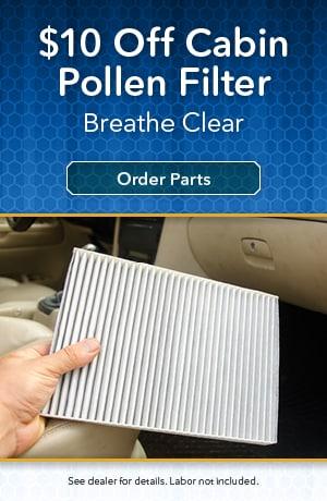 Cabin Pollen Filter