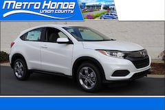 New 2019 Honda HR-V LX 2WD SUV 9038  for sale in Indian Trail, NC