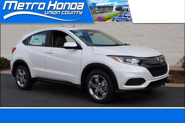 New Honda 2019 Honda HR-V LX 2WD SUV 9038 Indian Trail