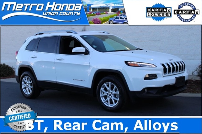 2015 Jeep Cherokee Latitude SUV P0010 for sale in Indian Trail NC