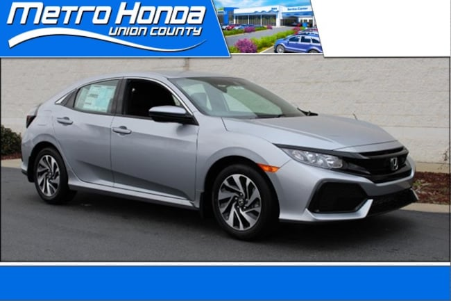 New Honda 2019 Honda Civic LX Hatchback 9129 Indian Trail