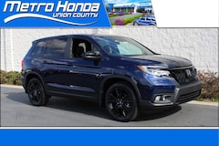 New 2019 Honda Passport Sport FWD SUV 9198  for sale in Indian Trail, NC