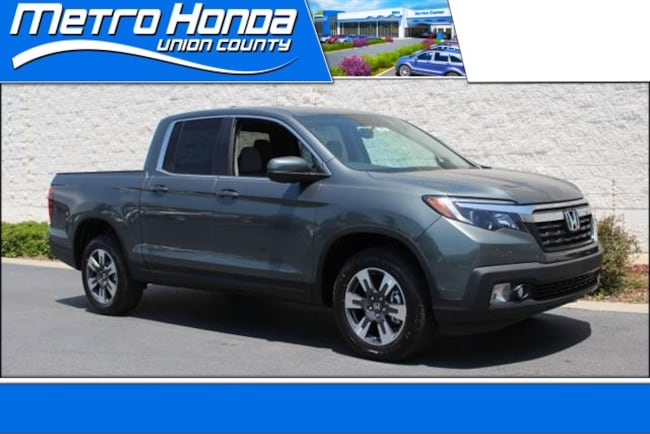 New Honda 2019 Honda Ridgeline RTL-T AWD Truck Crew Cab 8486 Indian Trail