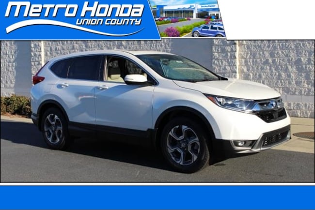 New Honda 2019 Honda CR-V EX-L 2WD SUV 9072 Indian Trail