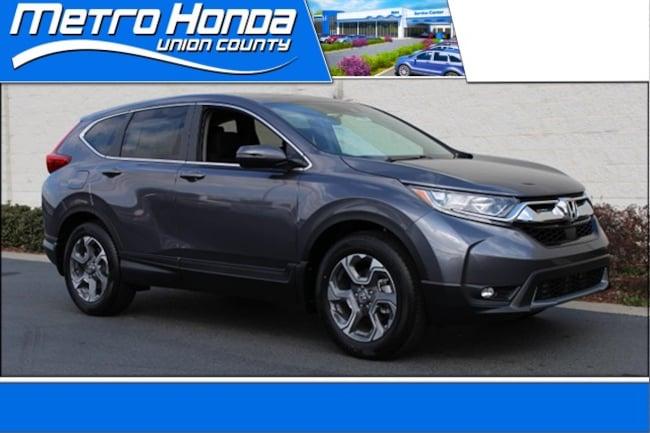 New Honda 2019 Honda CR-V EX 2WD SUV 9151 Indian Trail