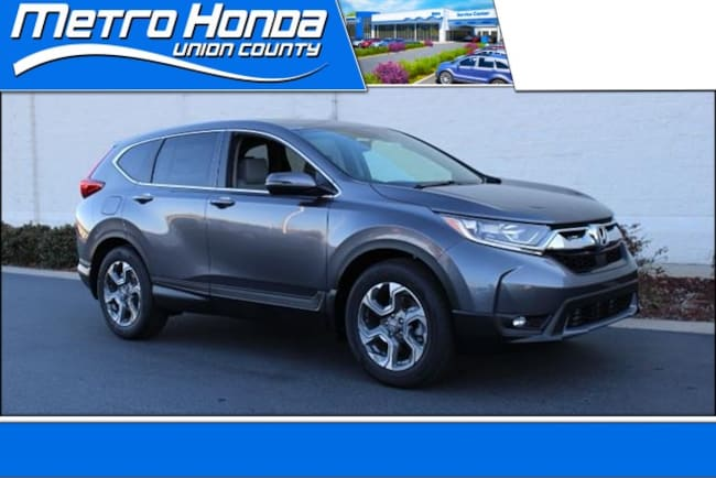 New Honda 2019 Honda CR-V EX-L 2WD SUV 9048 Indian Trail