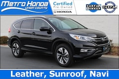 2016 Honda CR-V Touring SUV T04311A for sale in Indian Trail, NC