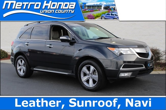 2013 Acura MDX Technology SUV 8596A for sale in Indian Trail NC
