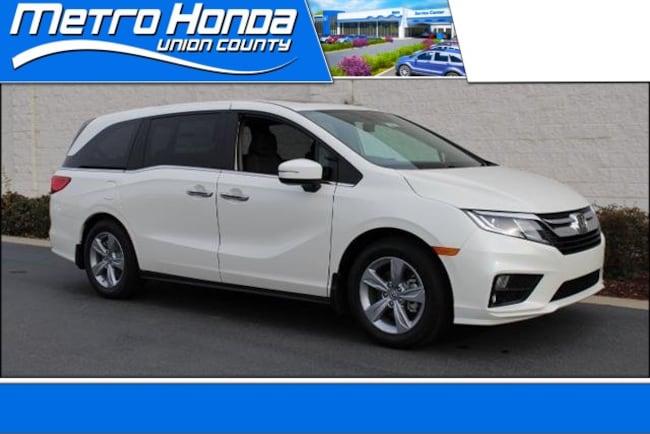 New Honda 2019 Honda Odyssey EX-L w/Navigation & RES Van 9351 Indian Trail