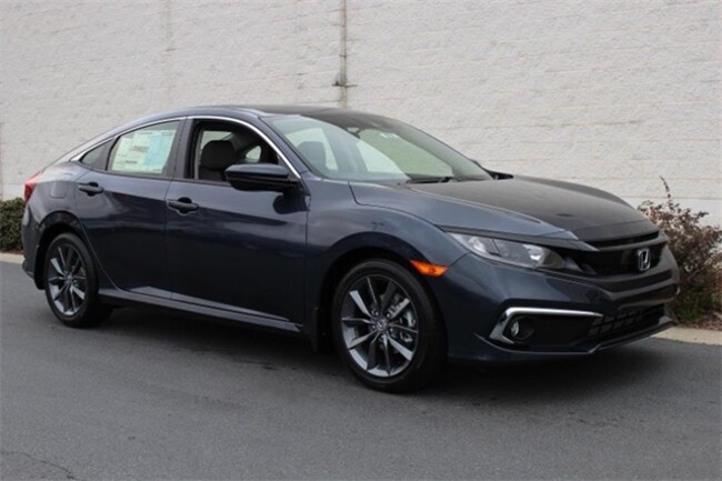 New Honda 2019 Honda Civic EX Sedan 9058 Indian Trail