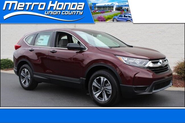 New Honda 2018 Honda CR-V LX AWD SUV 8936 Indian Trail