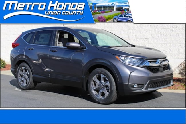 New Honda 2019 Honda CR-V EX 2WD SUV T04262 Indian Trail