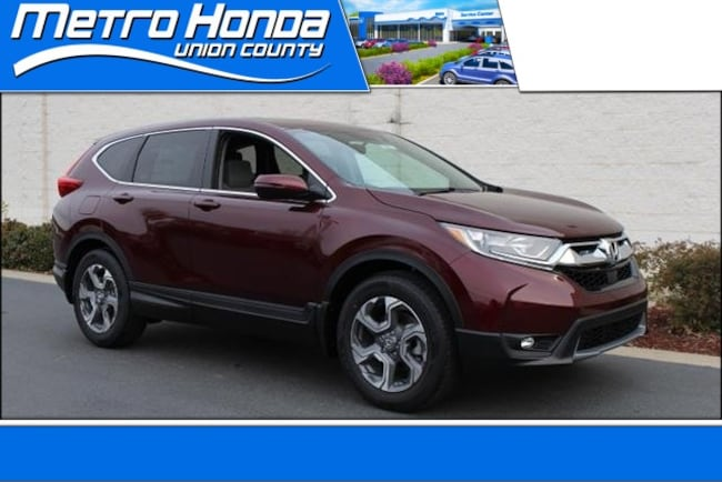 New Honda 2019 Honda CR-V EX 2WD SUV 9178 Indian Trail