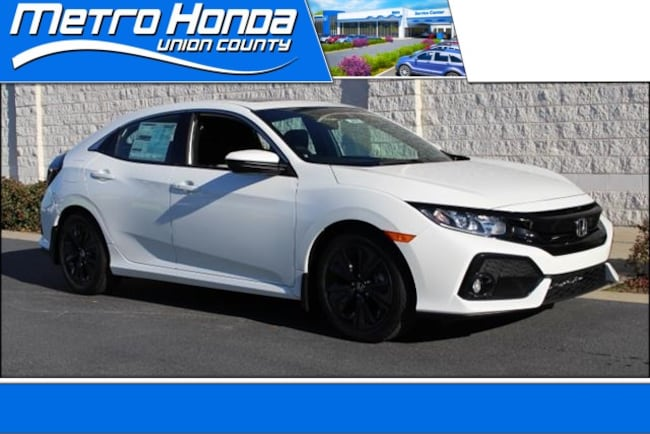 New Honda 2019 Honda Civic EX Hatchback 9056 Indian Trail