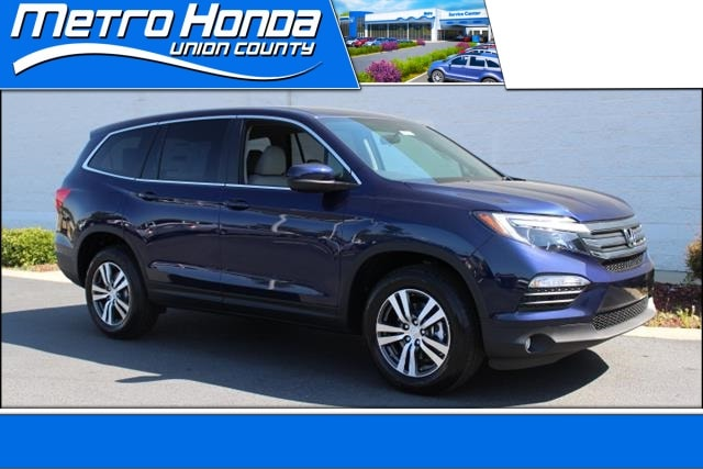 Honda Pilot 2018 >> New 2018 Honda Pilot Serving Charlotte Monroe In Indian Trail