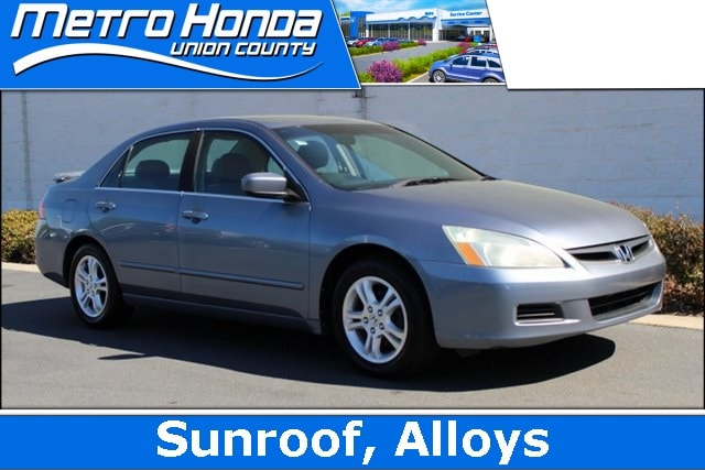 2007 Honda Accord EX Sedan 9257A for sale in the Charlotte, NC area.