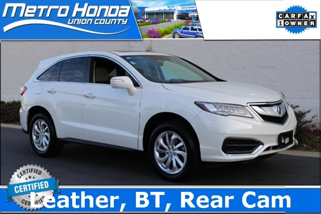 2016 Acura RDX Base SUV P0042 for sale in Indian Trail NC