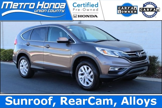2016 Honda CR-V EX SUV P0100 for sale in Indian Train NC