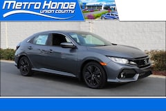 New 2019 Honda Civic EX Hatchback 9219  for sale in Indian Trail, NC