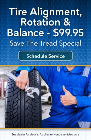 Tire Alignment, Rotation & Balance