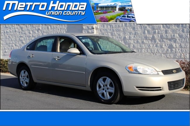 2008 Chevrolet Impala LS Sedan T04232B for sale in Indian Trail NC
