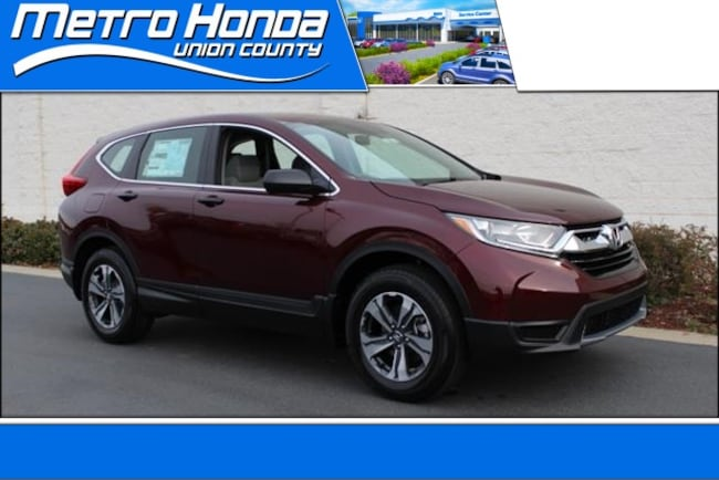 New Honda 2019 Honda CR-V LX AWD SUV 9083 Indian Trail