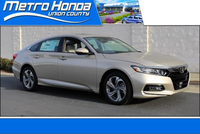 New Honda 2019 Honda Accord EX-L Sedan 9161 Indian Trail