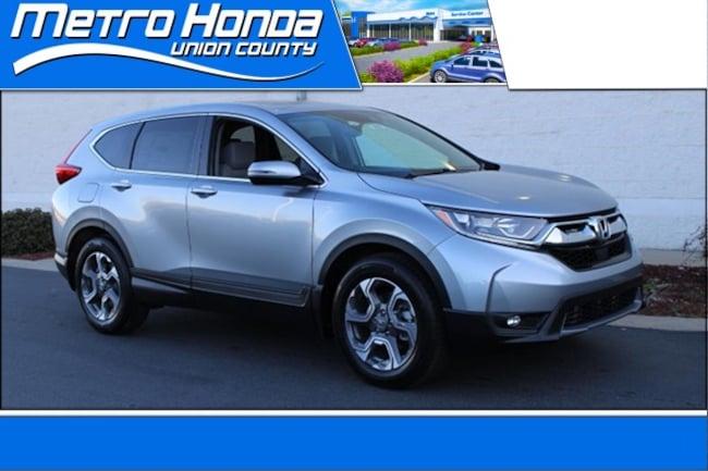 New Honda 2019 Honda CR-V EX-L 2WD SUV 9120 Indian Trail
