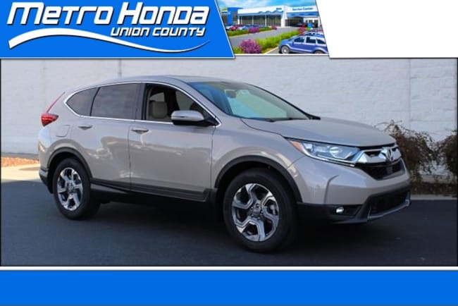 New Honda 2018 Honda CR-V EX-L Navi 2WD SUV 8938 Indian Trail