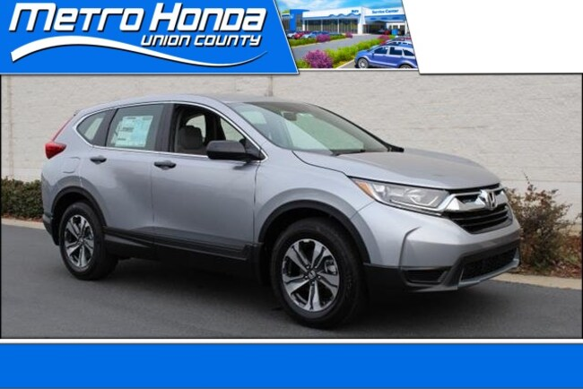 New Honda 2019 Honda CR-V LX 2WD SUV 9005 Indian Trail