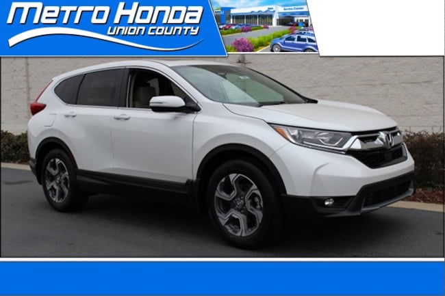 New Honda 2019 Honda CR-V EX 2WD SUV 9124 Indian Trail
