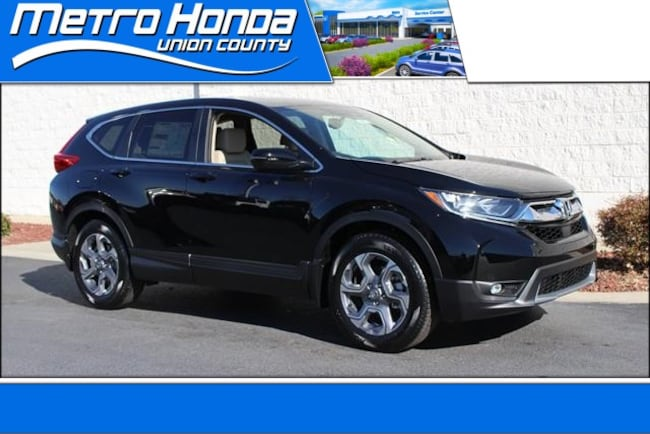 New Honda 2018 Honda CR-V EX-L 2WD SUV 8987 Indian Trail