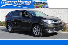 New 2018 Honda CR-V EX-L Navi 2WD SUV T04268  for sale in Indian Trail, NC